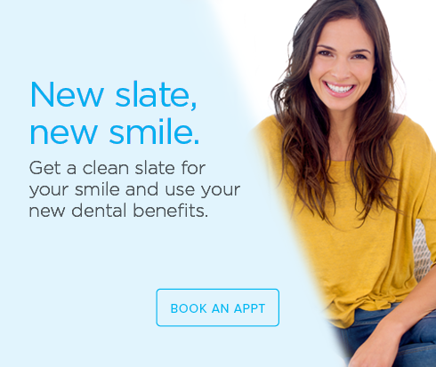 Northwest Austin Dentists - New Year, New Dental Benefits